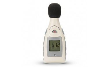 Децибелметър TK, Цифров, Обхват 30-130 dB, Кондензатор микрофон