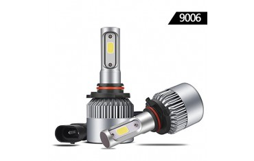 LED крушки за автомобил VIGOREA S2, COB, 80W, 8000Lm, 6000K