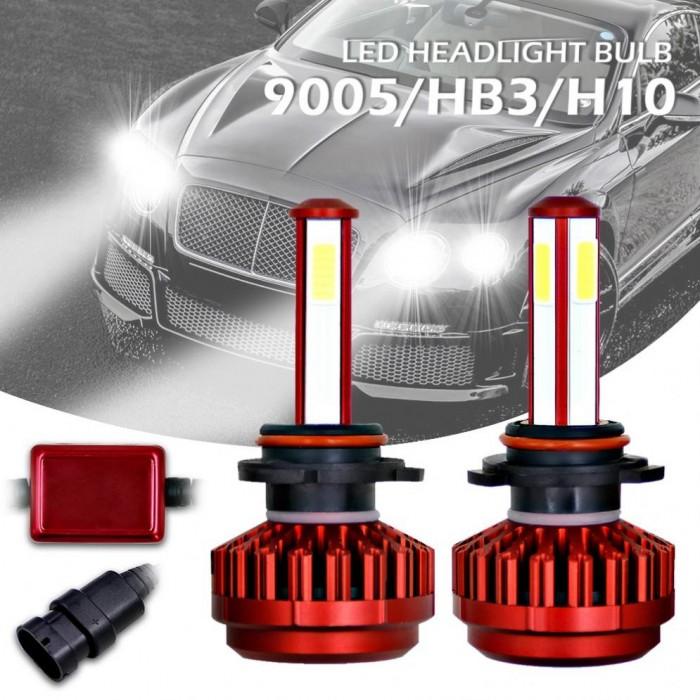 LED фара за автомобил 9005