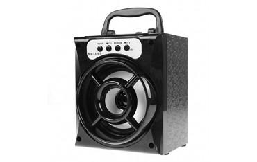 Високоговорител iLu611 MS-132BT, Bluetooth, 8W, FM радио