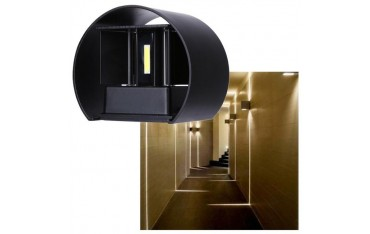 LED Стенна Лампа VKTECH, Алуминиева, Водоустойчива