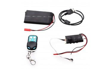 Шпионска Камера S01, 5 MP, Сензор движение, Аудио видео запис, Дистанционно управление