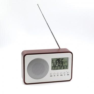 Радио с часовник SOLDELA