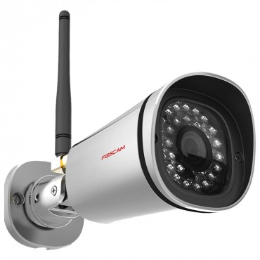 IP Камера Foscam FI9900P, Full HD, 8xУвеличение, Сензор движение, Нощно виждане, Известия