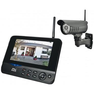 система за видеонаблюдение със приложение за смартфон dnt 52207