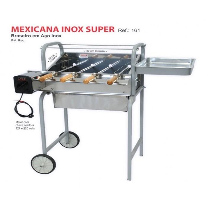 Мексиканска скара Lobo BBQ
