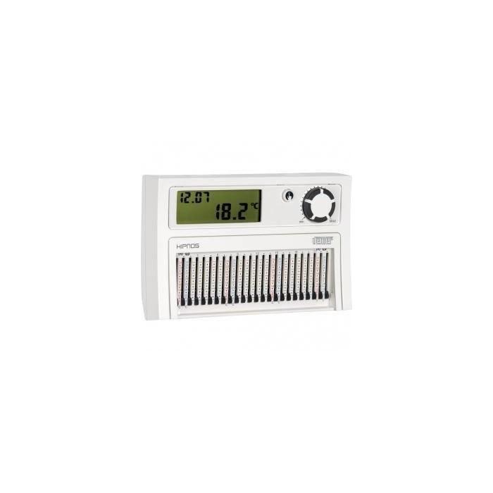 Програмируем стенен термостат Vemer VE013900