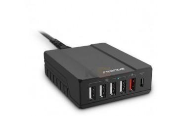 Зарядно устройство Seenda ICH-03SQ50, 6-портов USB