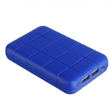 Зарядно Устройство Expower, 2 USB порта, Power Bank 10000mAh