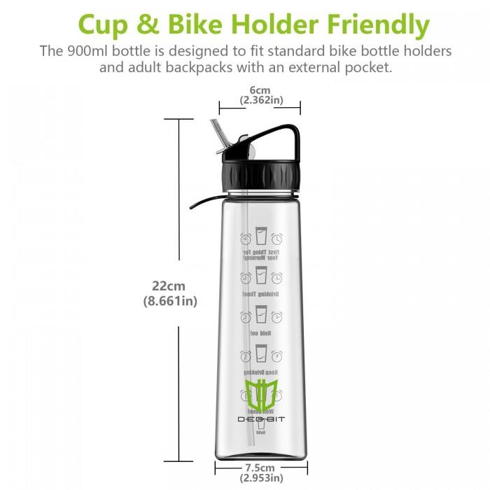 Бутилка за вода Дебит 900 ml