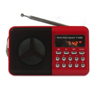 Портативно радио Y-888