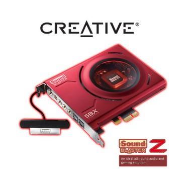 Звукова карта Creative Sound Blaster Z
