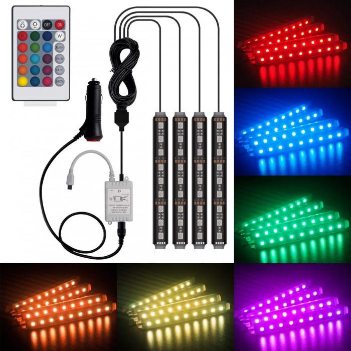 Интериорни светлини за автомобил HenLight ty-07