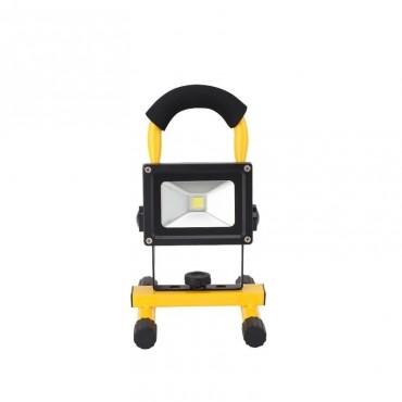 Прожектор Lanfu, Акумулаторен, 20 W, 2300 lm, LED