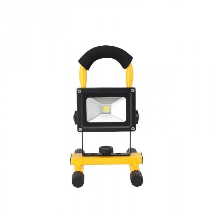 Акумулаторен LED Прожектор 20W lanfu