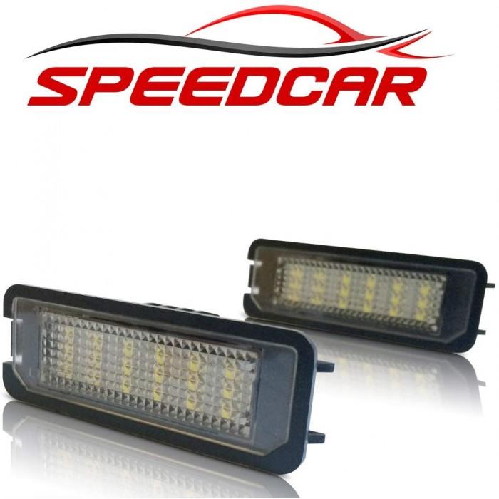 Светлини на регистрационния номер за автомобил speedcar v-030601
