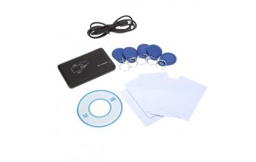 Енкодер за карти M302, за RFID система, Комплект 5 бр.ключове