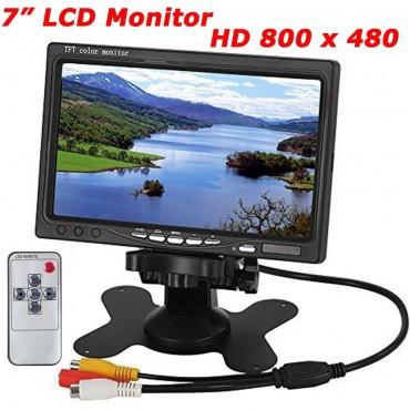 TFT LCD цветен монитор за кола ZIQIAO SH-1