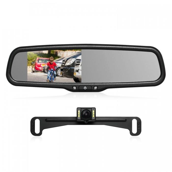 Огледало с камера AUTO-VOX T2