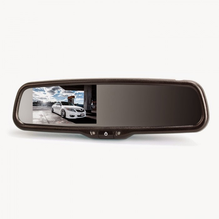 Огледало с вграден монитор AUTO-VOX