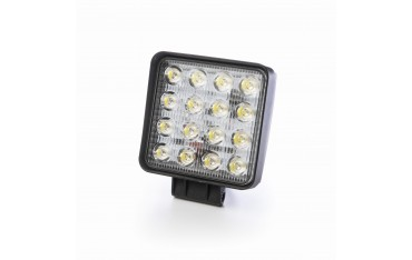 LED Работна лампа LEDTRENDS, 48W, 2400Lm, 6500K, Водоустойчива