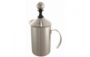 Уред за разпенване на мляко Nian shun wz0012, 800 ml, Неръждаема стомана