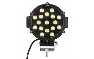 LED прожектор за автомобили Nilight 15023SB-B, За Off Road, 51W, 4080 LM, Вододустойчив