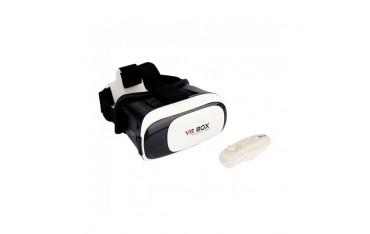 3D VR Очила VR BOX v3, Bluetooth, Дистанционно, Японски стандарт