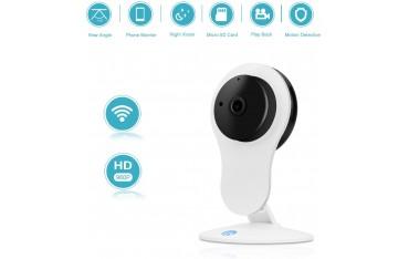Безжична IP Камера IdeaNext DEC2104W, Сензор движение, Нощно виждане