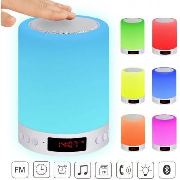 LED лампа и Bluetooth високоговорител actopp