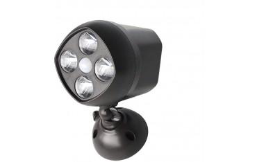 LED Прожектор Innoo L1748, Сензор движение, Водоустойчив, Въртяща се глава