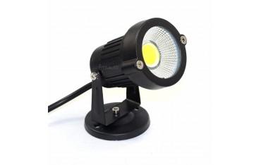 LED Прожектор Epistar, 9W, 800LM, Ъгъл на лъча 60 °, Водоустойчив 