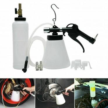 Уред за смяна на спирачна течност и обезвъздушаване Free Tech FK0899