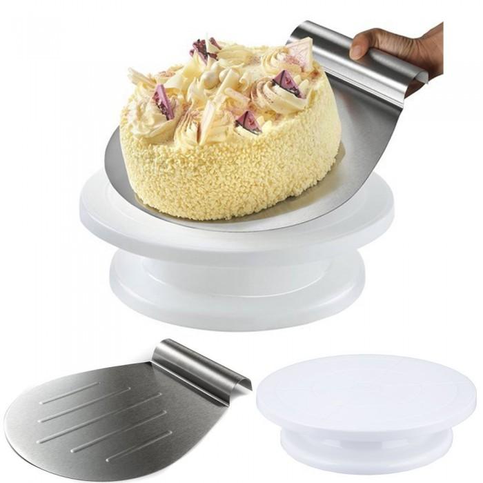 инструменти за моделиране торта