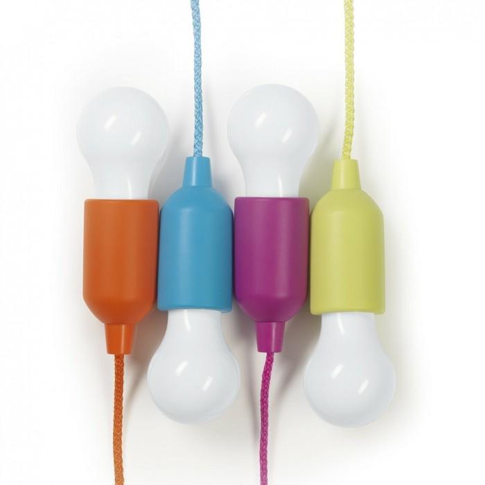 Лампи с цветни фасонки EASYmaxx