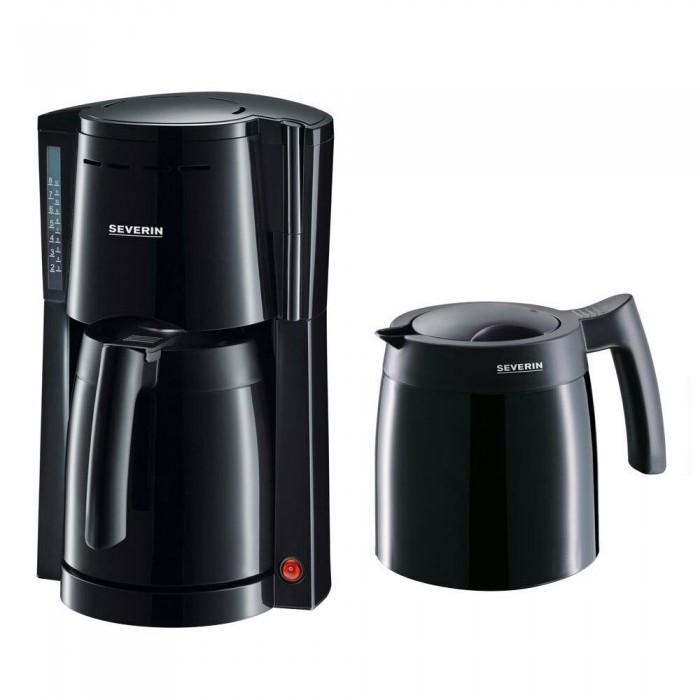 кафе машина с 2 термо кани Severin KA 9234