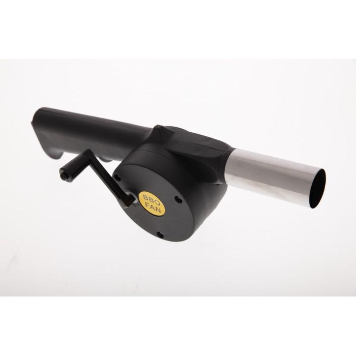 Грил вентилатор 25см с манивела Eurohome