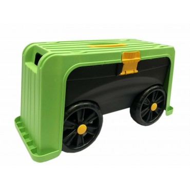 градинска количка с място за съхранение на инструменти Markenlos