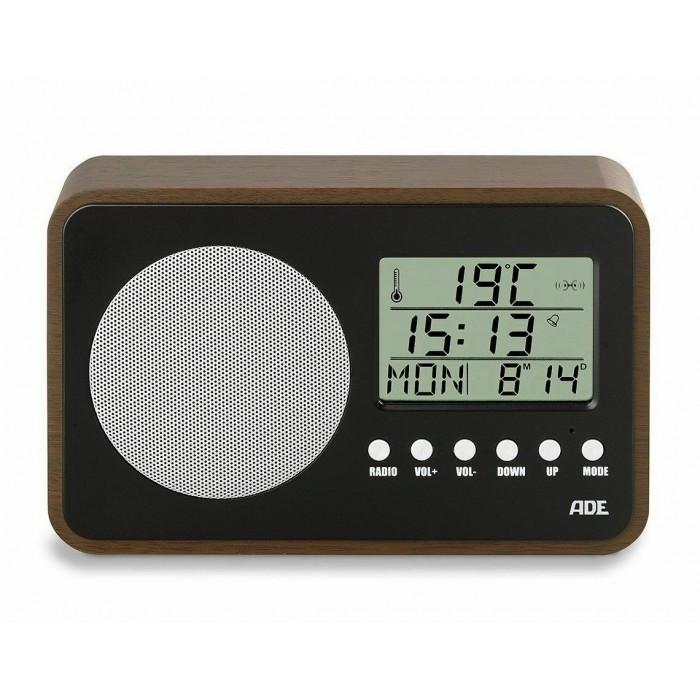 радио часовник в ретро стил ADE BR1704