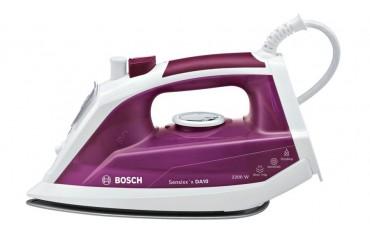 Ютия Bosch TDA1022010, 2200 W, Плоча Palladium Glissee, Противокапкова система,