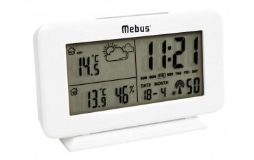 Метеорологична станция Mebus 40690, Цифров радио часовник