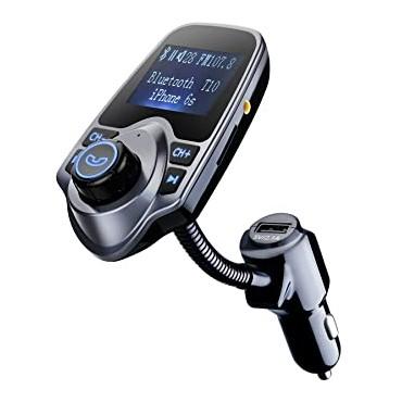 Комплект радио адаптер за кола с слот за TF карта Pictek