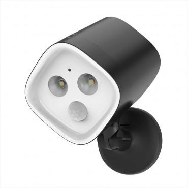 LED прожектор със сензор за движение VAVA