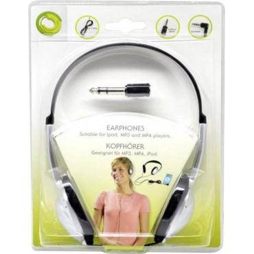 Кабелни слушалки Grundig