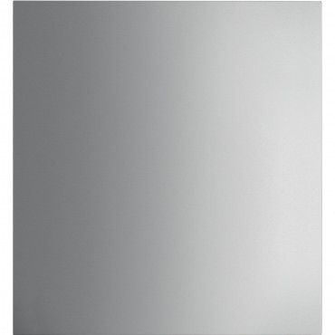 Заден панел SMEG KITC7X, За готварска печка, Неръждаема стомана