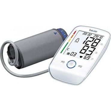 Мониторът за кръвно налягане Beurer BM45