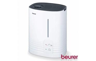 Овлажнител за въздух Beurer LB55, Работа с гореща вода, Бял LB55