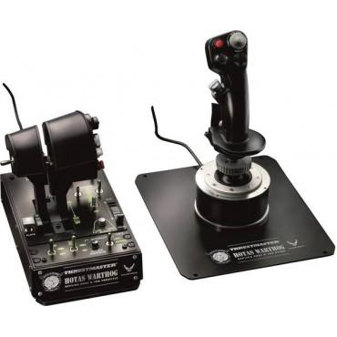 Джойстик и контролен панел авиосимулатор Thrustmaster HOTAS Warthog