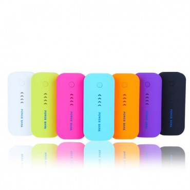 Външна батерия Power Bank 5600mAh