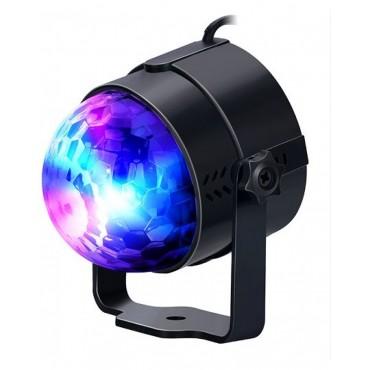 Диско лампа с дистанционно EJBOTH